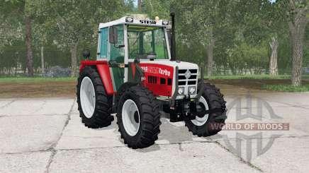 Steyr 8090A Turbo for Farming Simulator 2015