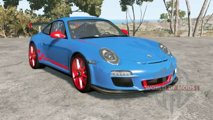 Porsche 911 GT3 RS (997) 200୨ for BeamNG Drive