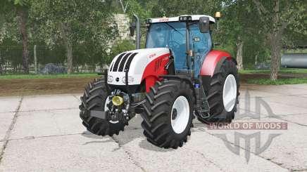 Steyr 6230 CVꚐ for Farming Simulator 2015
