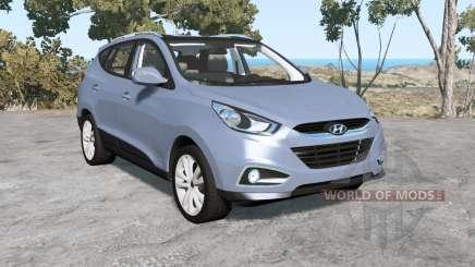 Hyundai Tucson 2012 for BeamNG Drive