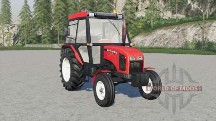 Zetor 3320〡4320〡5320〡6320〡7320 for Farming Simulator 2017