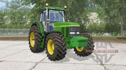John Deeᵳe 7810 for Farming Simulator 2015