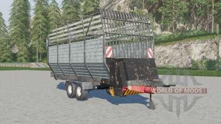 Horal MV3-044 for Farming Simulator 2017
