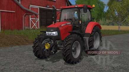 Case IH Maxxum 110 CVꞳ for Farming Simulator 2017