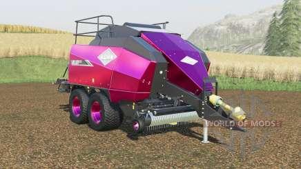 Kuhn LSB 1290 D Snu-Edition for Farming Simulator 2017