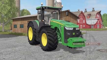 John Deere 8R-seɽies for Farming Simulator 2017