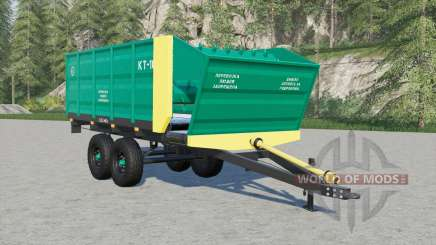 CT-10 for Farming Simulator 2017