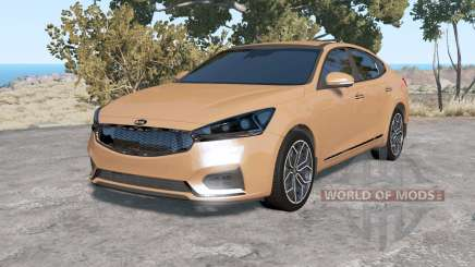 Kia Cadenza (YG) 2016 for BeamNG Drive
