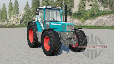 Fendt Favorit 510 C Turboshift for Farming Simulator 2017