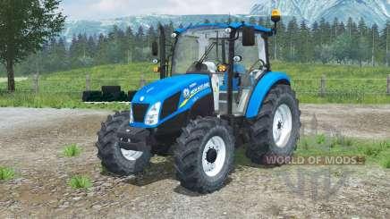 New Holland T4.55 for Farming Simulator 2013