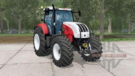 Steyr 6230 CVꚌ for Farming Simulator 2015