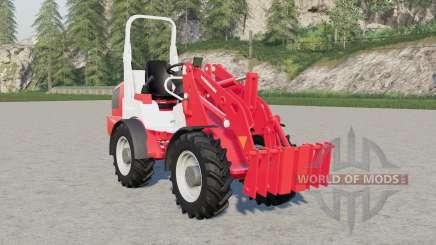Weidemann 1770 CX ⴝ0 for Farming Simulator 2017