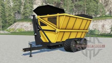 Oxbo dump cart for Farming Simulator 2017