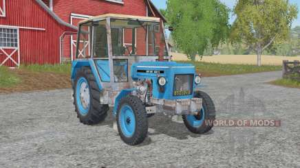 Zetoᶉ 6911 for Farming Simulator 2017