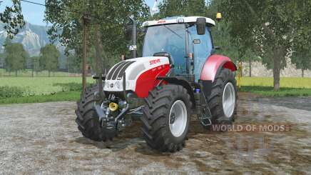 Steyr 6130 CVƬ for Farming Simulator 2015