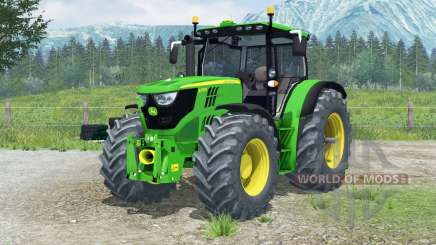 John Deere 6170Ꞧ for Farming Simulator 2013
