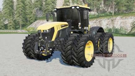 JCB Fastrac 4Ձ20 for Farming Simulator 2017