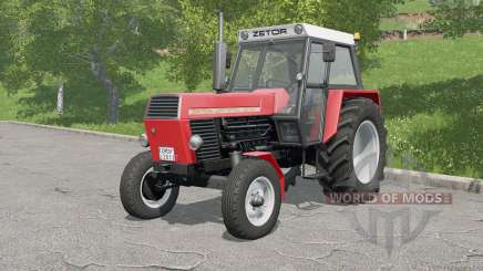 Zetor Crystal 1೩011 for Farming Simulator 2017