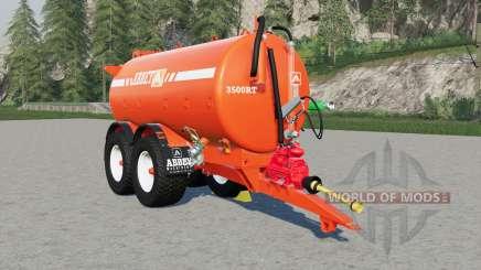 Abbey 3500 RT for Farming Simulator 2017
