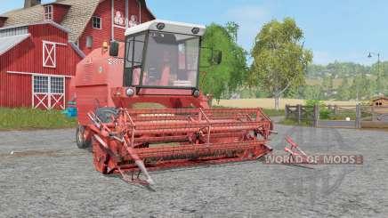 Bizon Rekord Ⱬ058 for Farming Simulator 2017