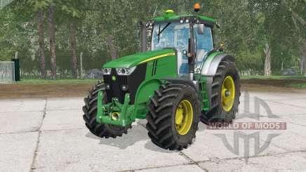John Deere 7200Ʀ for Farming Simulator 2015