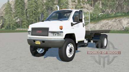 GMC TopKick C4500 Regular Cab Flatbed for Farming Simulator 2017