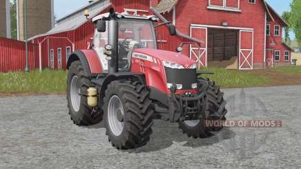Massey Ferguson 8700-seriᶒs for Farming Simulator 2017