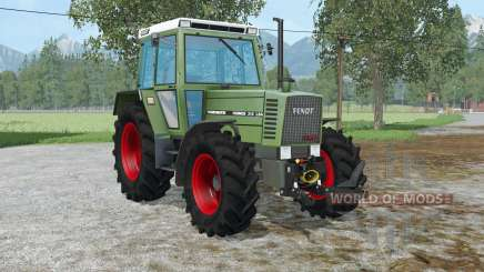 Fendt Farmer 310 LSA Turbomatiꞣ for Farming Simulator 2015