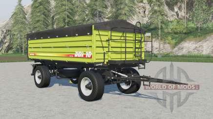 Metaltech DBL-series for Farming Simulator 2017