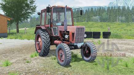 MTH-80 Belaruꞔ for Farming Simulator 2013