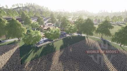Voralpen for Farming Simulator 2017