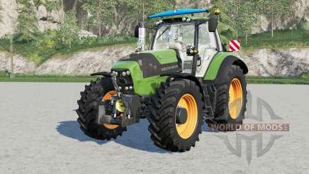 Deutz-Fahr Serie 7 TTV Agrotroɴ for Farming Simulator 2017