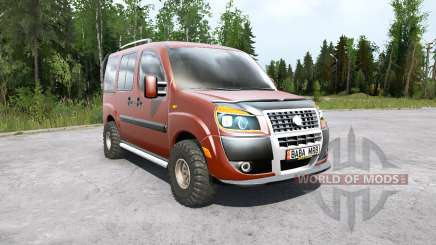 Fiat Doblo Panorama (223) Off-Road for MudRunner