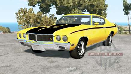 Buick GSX 1970 for BeamNG Drive