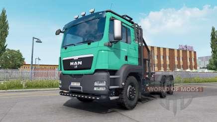 MAN TGꞨ for Euro Truck Simulator 2