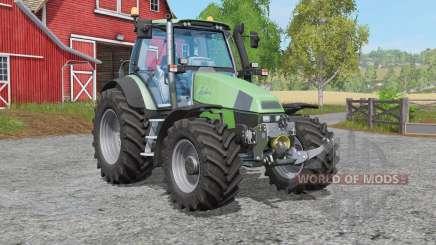 Deutz-Fahr Agrotron 120 MKვ for Farming Simulator 2017