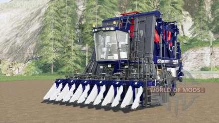 Case IH Module Express 6ろ5 for Farming Simulator 2017