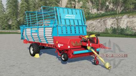 Mengele Garant 432 for Farming Simulator 2017