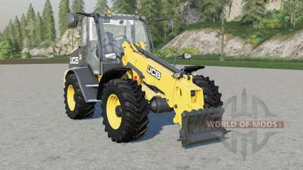 JCB TM 320 Ȿ for Farming Simulator 2017