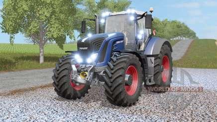 Fendt 900 Variѳ for Farming Simulator 2017