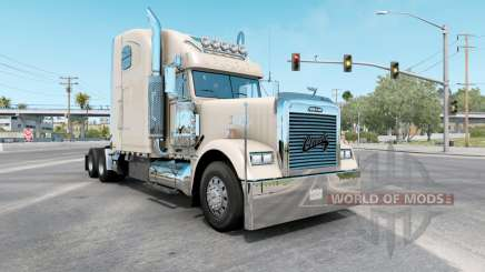 Freightliner Classic XꝈ for American Truck Simulator