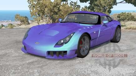 TVR Sagaris 2006 for BeamNG Drive