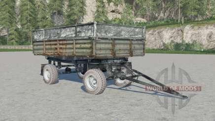 Autosan D-Ꜭ7 for Farming Simulator 2017
