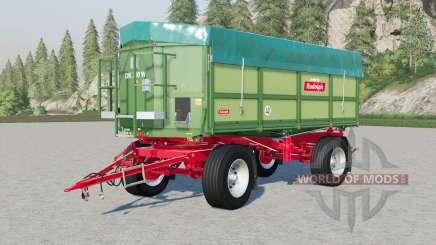 Rudolph DK 280 W for Farming Simulator 2017