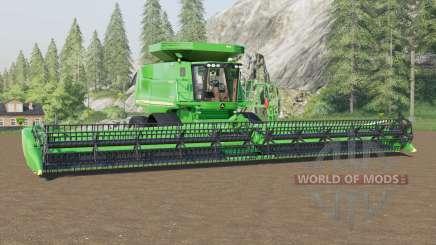 John Deere 9000 STⱾ for Farming Simulator 2017