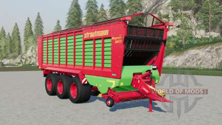 Strautmann Magnon CFS 560 DO for Farming Simulator 2017