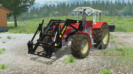 Schluter Compact 850 Ꝟ for Farming Simulator 2013
