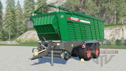 Fendt Tigo XR 65 & 75 D for Farming Simulator 2017