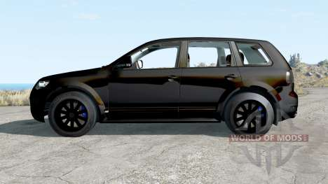 Volkswagen Touareg R50 (Typ 7L) 2007 for BeamNG Drive