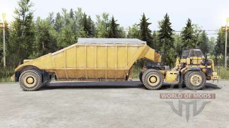 Caterpillar 770G 2012 for Spin Tires